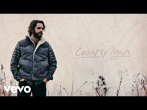 Thomas Rhett - Country Again (Lyric Video)