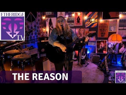 Melissa Etheridge Covers 'The Reason' by Hoobastank on EtheridgeTV