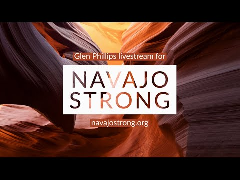 Livestream for Navajo Strong