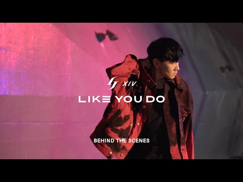 JJ Lin 林俊傑 《Like You Do》 Behind The Scenes 專輯拍攝花絮