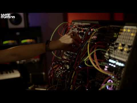 Glenn Morrison - Alpine Bunker Sessions - Making Electronic Music