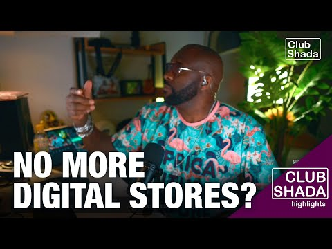 What if the digital music market disappears? | Club Shada