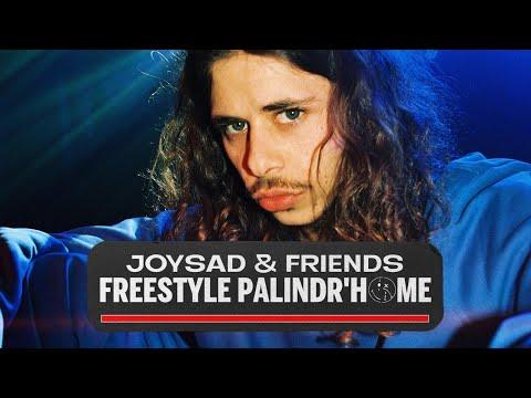 joysad - Freestyle Palindr'home (feat. Hunter, Livaï, Sholo Sensei, Pxrselow, Daryl, Switch B)