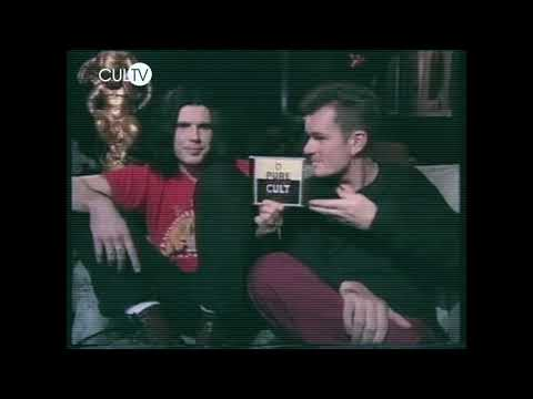 """THE CULT - """"PURE CULT"""" //  Promo Spot for the release of PURE CULT on TV show, """"Raw Power"""" //  1993"""