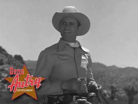 Gene Autry - Painted Desert (The Gene Autry Show S1E16 - The Breakup 1950)