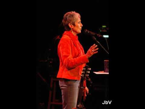 Joan Baez - Many Rivers to Cross - a capella