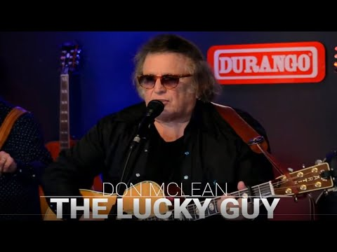Don McLean - The Lucky Guy (from the 615 Hideaway)