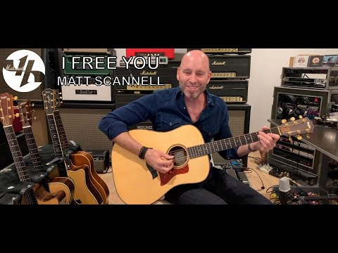 I Free You Matt Scannell Vertical Horizon Acoustic