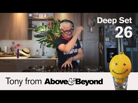 Tony from A&B: Deep Set 26 | 4-hour livestream DJ set [@Anjunadeep]