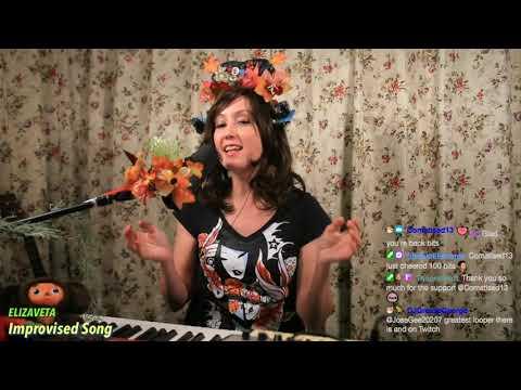 Tell Me How It's Gonna Be (♫ Live Improv) - Elizaveta
