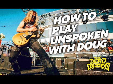 HOW TO PLAY UNSPOKEN WITH DOUG
