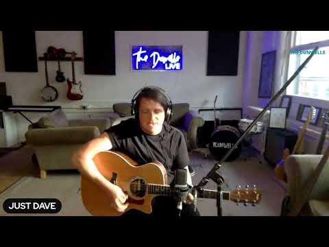 David's Daily Live Acoustic Wednesday Acoustic Show