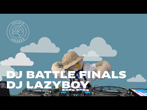 Goldie Awards Online: Lazyboy DJ Battle Finals