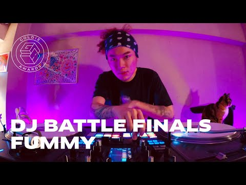 Goldie Awards Online: Fummy DJ Battle Finals