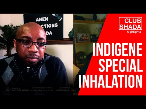 The inhalation that the whole Congo does to combat viruses | Joel Amen | Club Shada