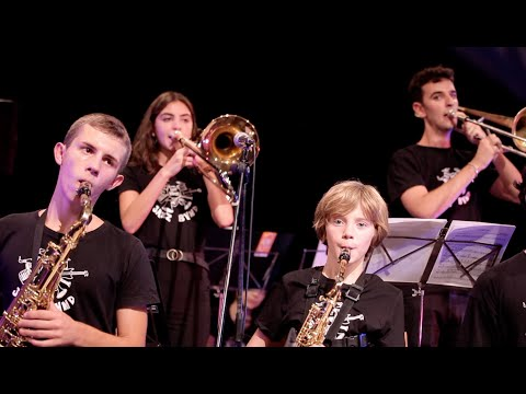 2020 You don't know what love is SANT ANDREU JAZZ BAND JOAN CHAMORRO & CARLOS MARTIN