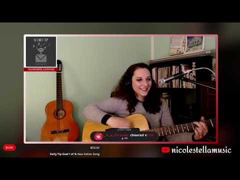 My & Bobby McGee - Janis Joplin | Live Acoustic cover by Nicole Stella