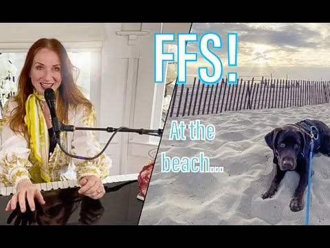 Judith Owen FFS! At the Beach. April 14th