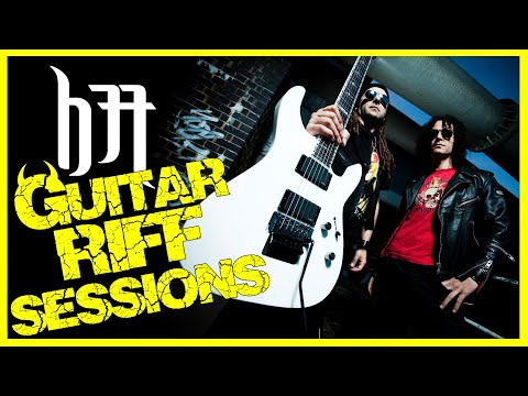 Breed 77 GUITAR RIFF Sessions with Danny & Pedro Part 1 breaking down CULTURA