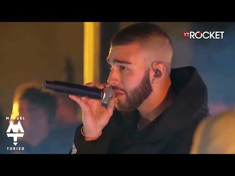 Tiempo - MTZ Manuel Turizo | Live