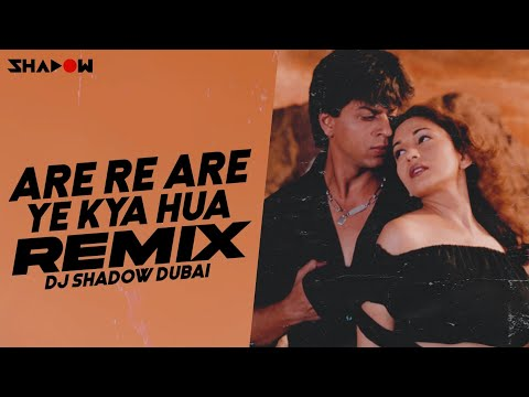 Are Are Ye Kya Hua Remix | DJ Shadow Dubai | 2021 | Dil To Pagal Hai | Shah Rukh Khan