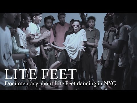 Lite Feet Documentary (2011, NYC) | Directed by Ruben XYZ