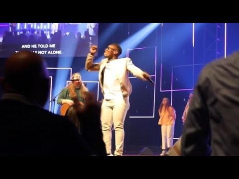 I Thank God - Brian Nhira at The Assembly Church