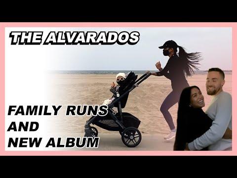 Family Runs and New Album - The Alvarados