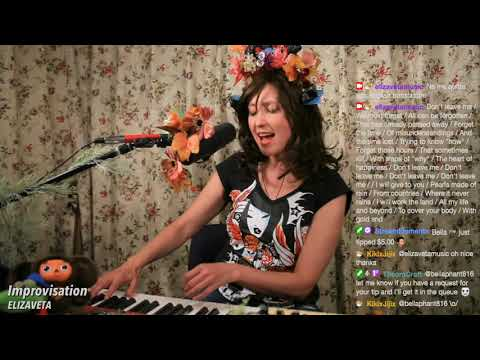 I'd Love To Know You (♫ Live Improv) - Elizaveta