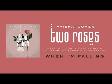 Avishai Cohen - When I'm Falling (w/ Mark Guiliana, Elchin Shirinov & Gothenburg Symphony Orchestra)