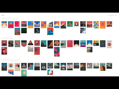 Tycho : ISO50 Collection 1 - Available Today on Nifty Gateway