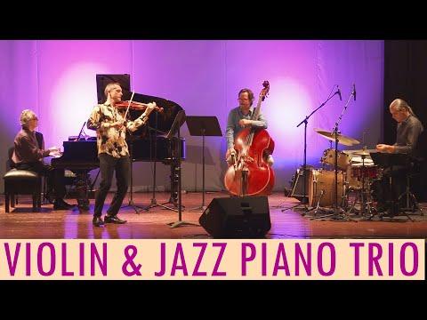 Claude Bolling: Suite para Violin y Piano Jazz Trio
