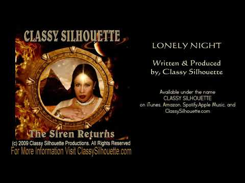 Classy Silhouette - Lonely Night