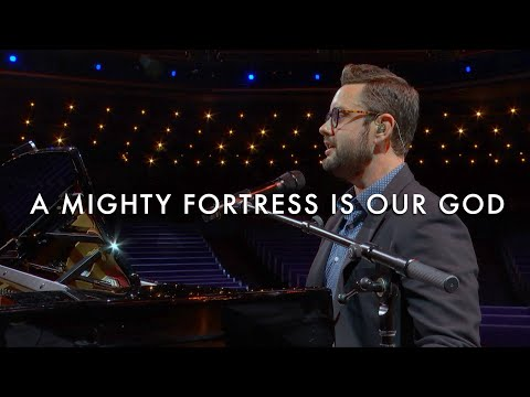 A Mighty Fortress Is Our God (LIVE) - Tommy Bailey, Keith & Kristyn Getty
