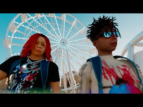 iann dior - shots in the dark (feat. @Trippie Redd) (Official Lyric Video)