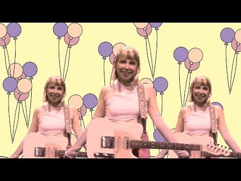 Beach Bunny - Cloud 9 (feat. Tegan and Sara) [Official Lyric Video]