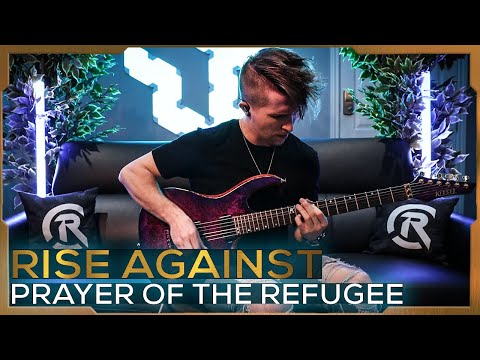 Rise Against - Prayer of the Refugee | Cole Rolland (Guitar Cover)