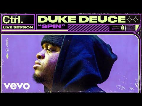 Duke Deuce - SPIN (Live Session) | Vevo Ctrl
