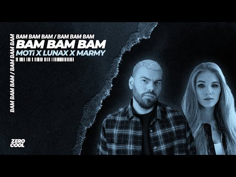 MOTi x Lunax x Marmy - Bam Bam Bam [Official Lyric Video]