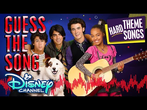 Guess the Song! Disney Channel Theme Song edition HARD MODE! | Disney Channel