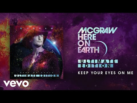 Tim McGraw, Faith Hill - Keep Your Eyes On Me (Audio)