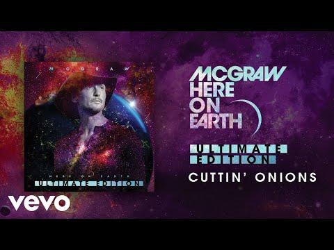 Tim McGraw - Cuttin' Onions (Audio)