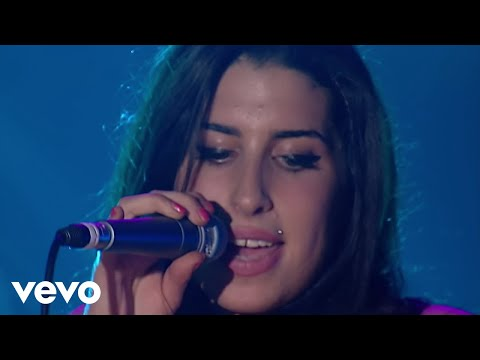 Amy Winehouse - Take The Box (Live From The Mercury Prize Awards / 2004)