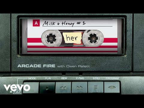 Arcade Fire with Owen Pallett - Milk & Honey #1 (Official Audio)