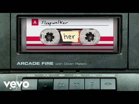 Arcade Fire with Owen Pallett - Sleepwalker (Official Audio)