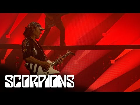 Scorpions - In The Line Of Fire / Kottak Attack (Live in Brooklyn, 12.09.2015)
