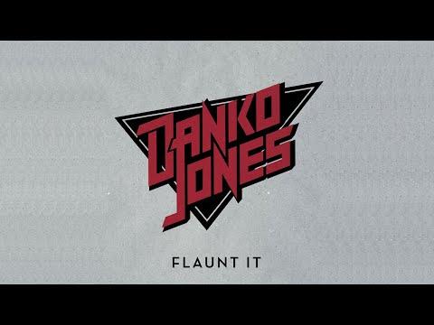 Danko Jones - Flaunt It (Official Lyric Video)
