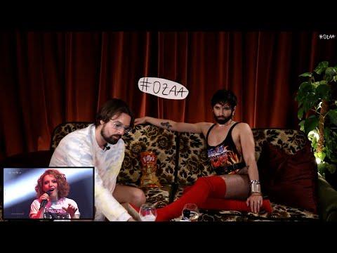 #OZAA Anna Heimrath: Heavy Cross (Gossip) #starmania #reactionvideo