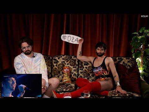 #OZAA Tobias Hirsch: Grace Kelly (MIKA) #starmania #reactionvideo