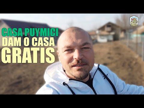 Casa Puymici 🏠 Dam o casa gratis la tara